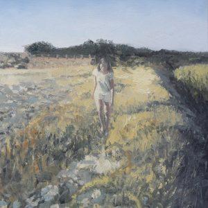 Paseo en la playa - Alex Barros